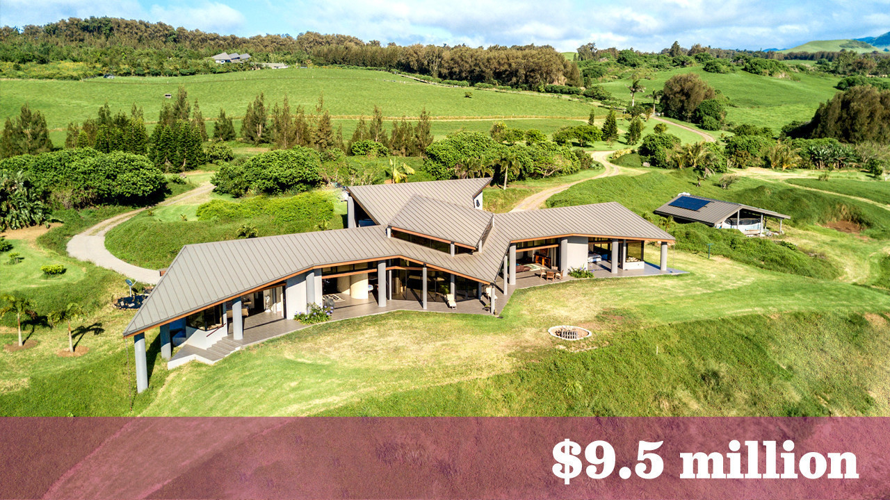 Big Island retreat with a (slight) link to Nicolas Cage seeks $9.5 ...