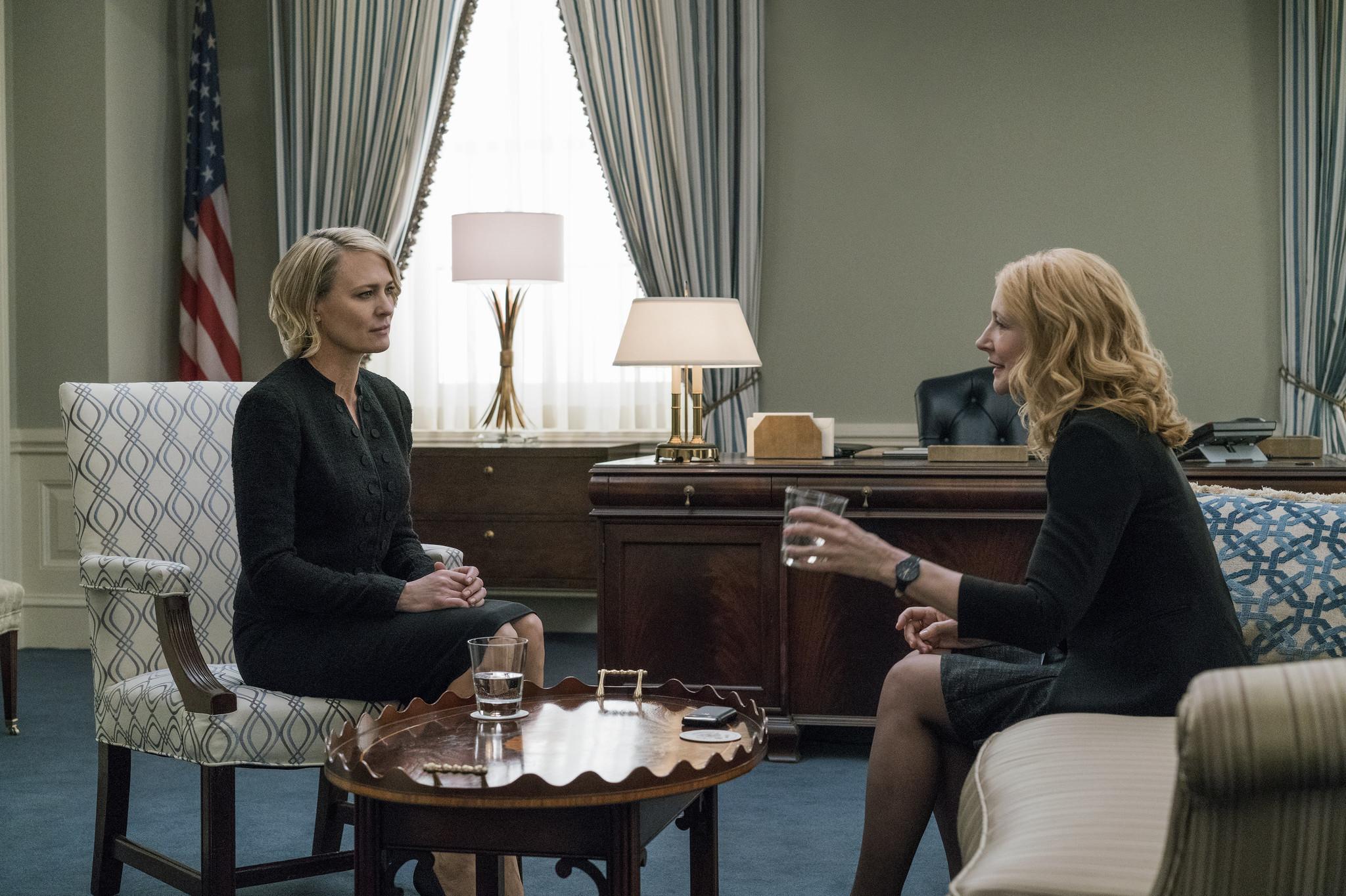 'House of Cards' Season 5, Episode 10 recap: Bombshell hearing - Baltimore Sun