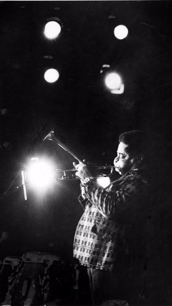 Dizzy Gillespie, Hampton Jazz Festival 1976