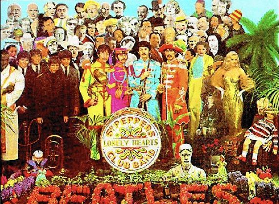 "The Beatles' ""Sgt. Pepper's Lonely Hearts Club"" album has sold the most vinyl copies in 2017. None"