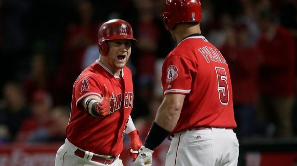 Kole Calhoun, Angels teammates feeling pressure to produce with Mike Trout out