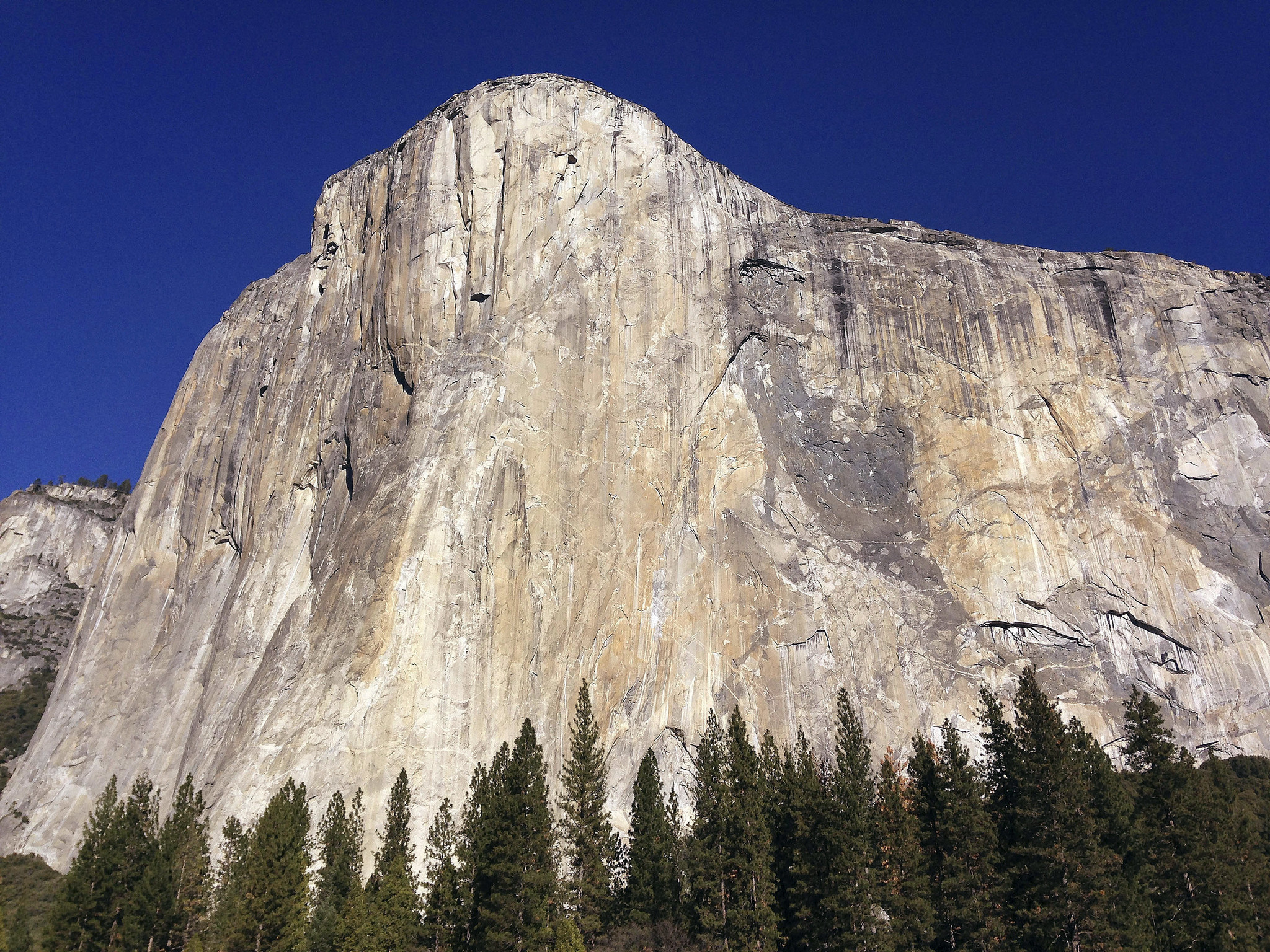 'It's like walking up glass': Solo climber becomes first to scale Yosemite's El Capitan without ropes
