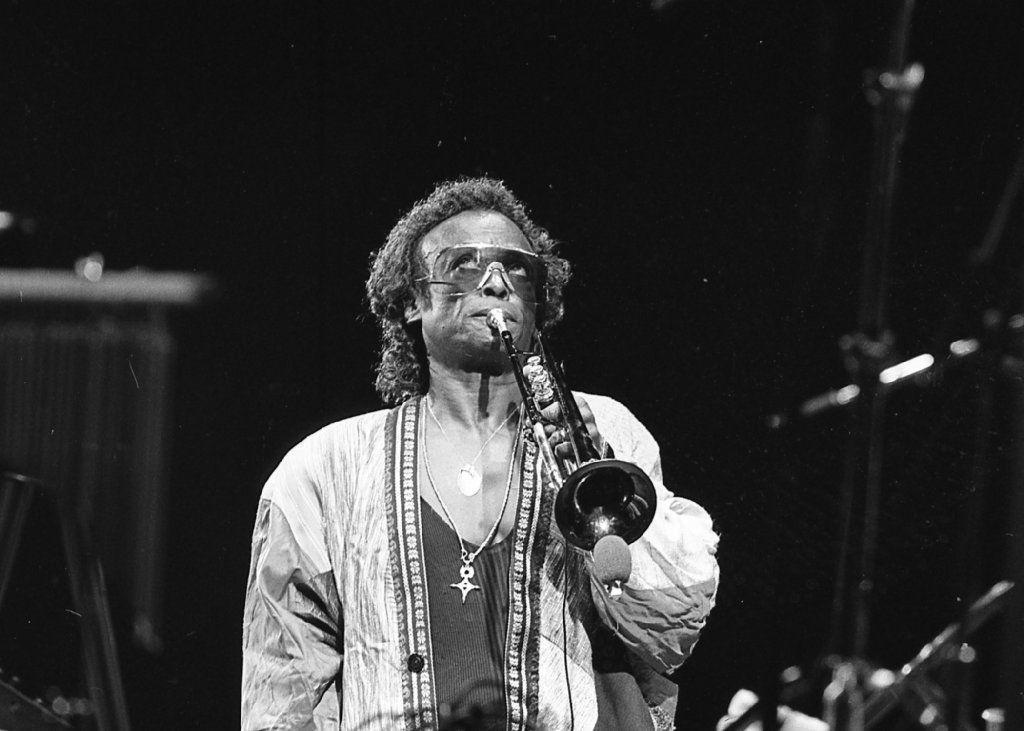 Miles Davis, Hampton Jazz Festival 1988