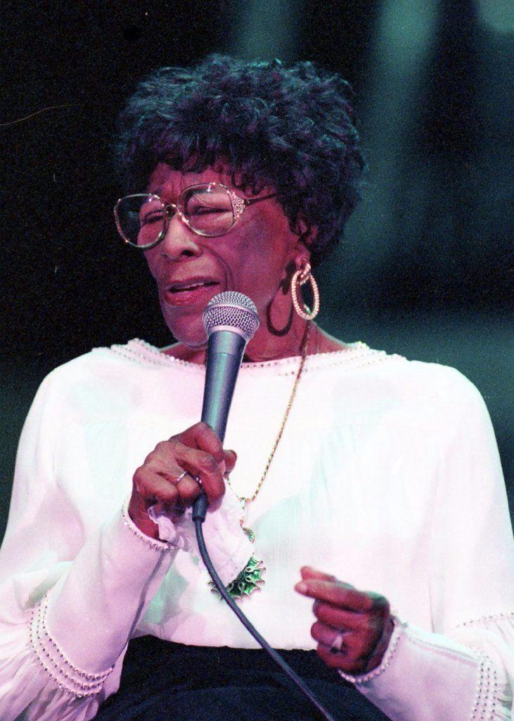 Ella Fitzgerald, Hampton Jazz Festival 1992