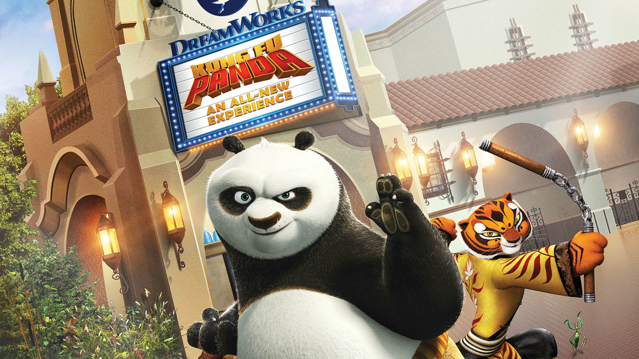 So Long Shrek Hello Kung Fu Panda Universal Studios To