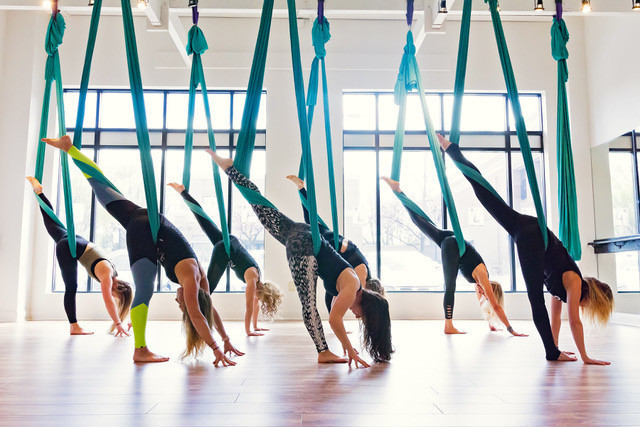 Get Your Workout Off The Ground With Air Aerial Fitness