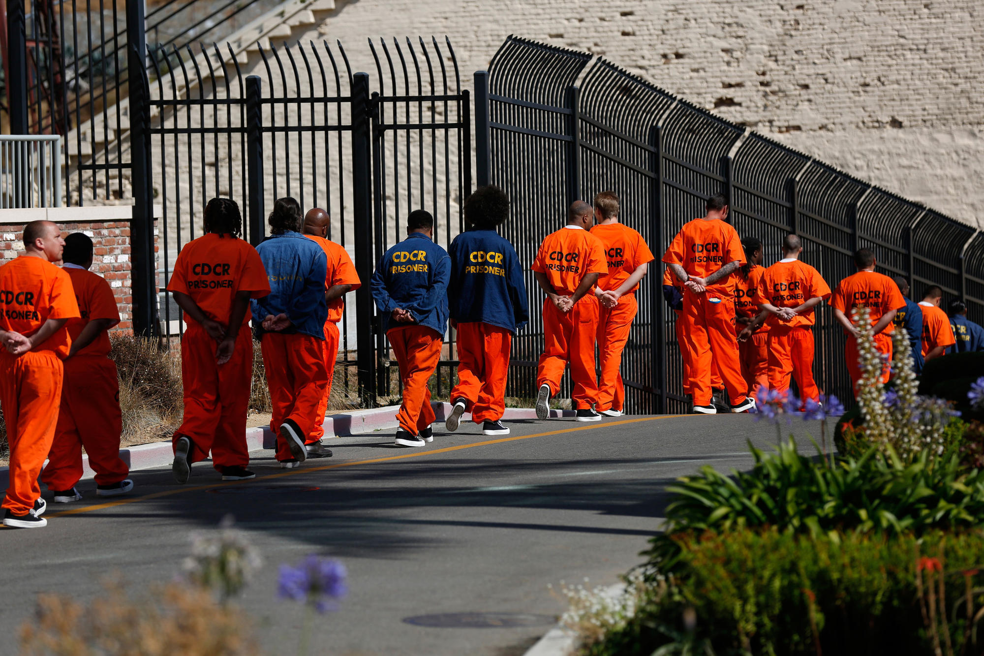 At $75,560, housing a prisoner in California now costs more than a year at Harvard