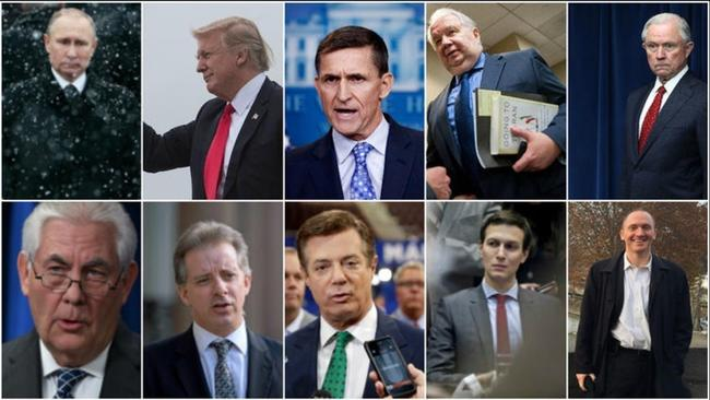 Image result for russia investigation