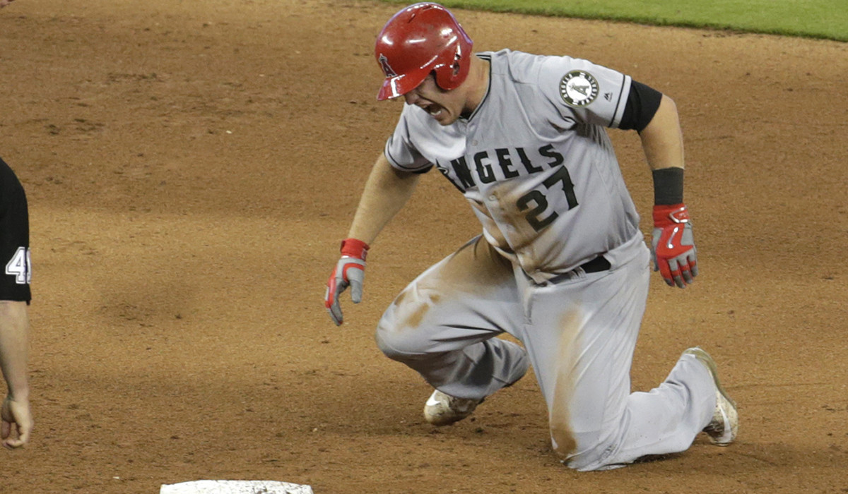 Despite Mike Trout U0026 39 S Injury  Angels Players Appear All