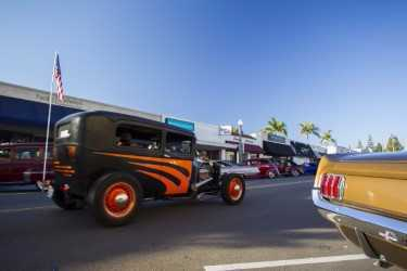 La Mesa Switches Gears On Weekly Summer Car Shows The San Diego - Mesa car show