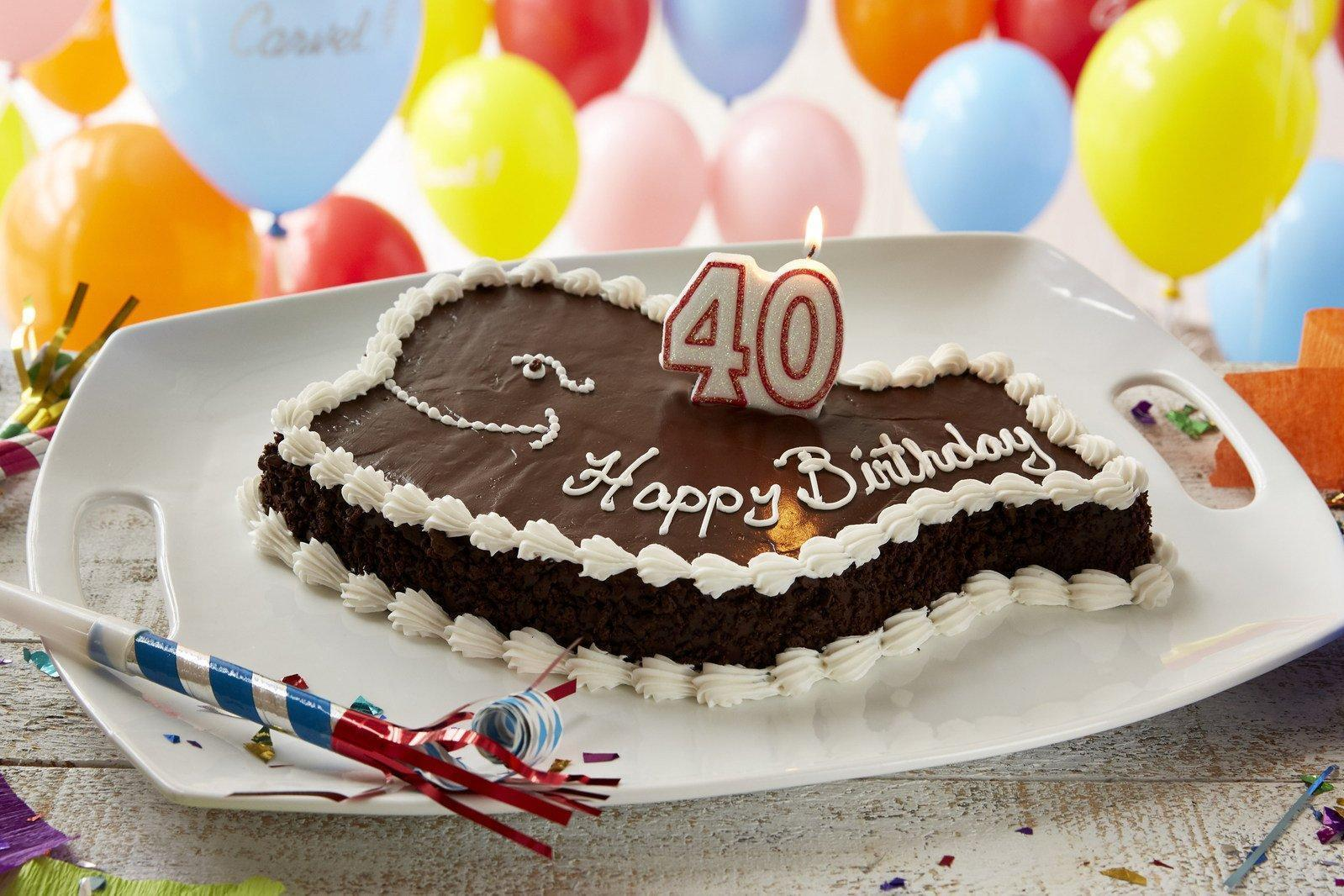 Carvels Fudgie Turns 40 Just In Time For Fathers Day Hartford