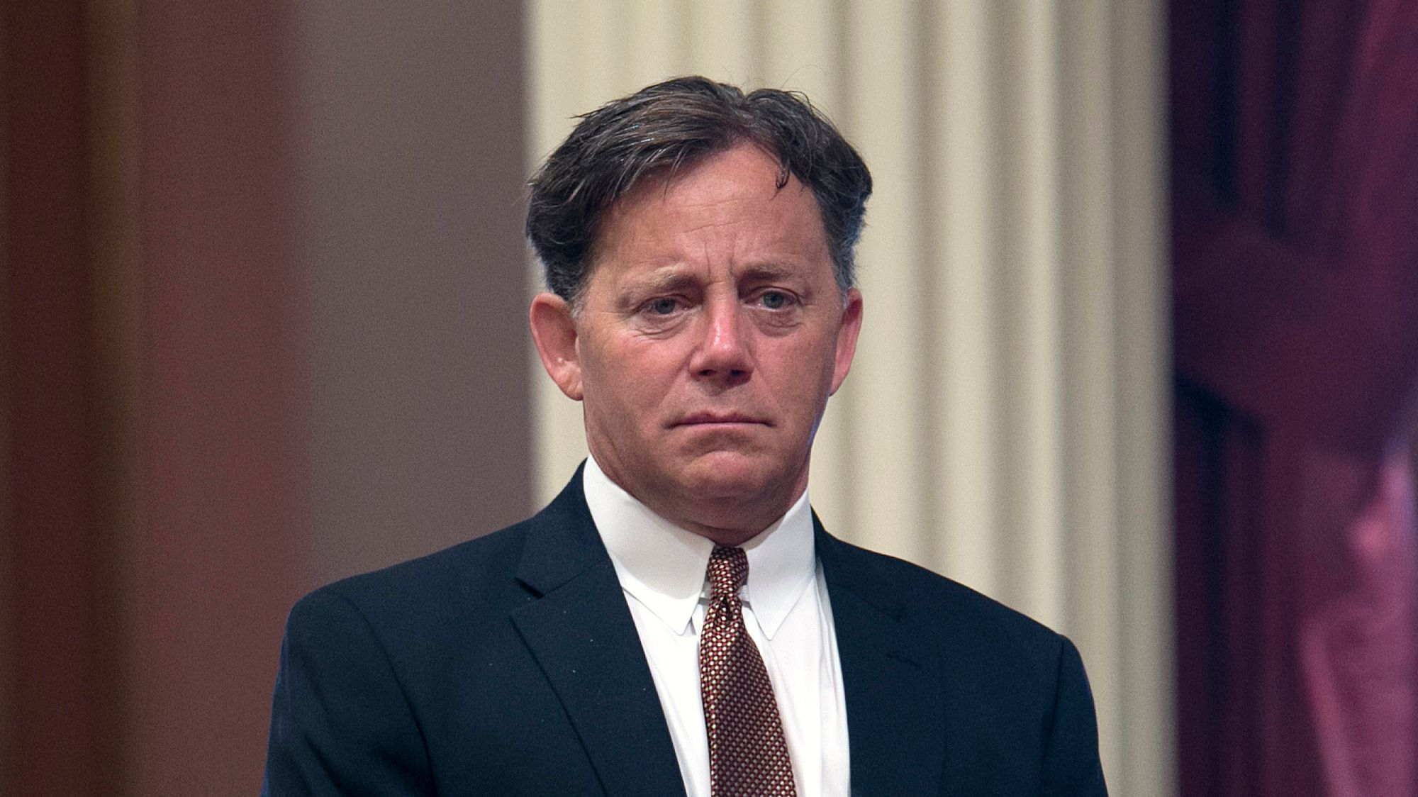 State Sen. Josh Newman (D-Fullerton) (Rich Pedroncelli / Associated Press)