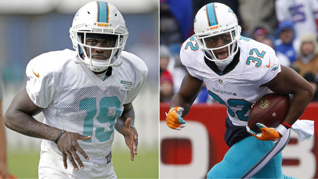 Miami Dolphins' top 10 minicamp position battles