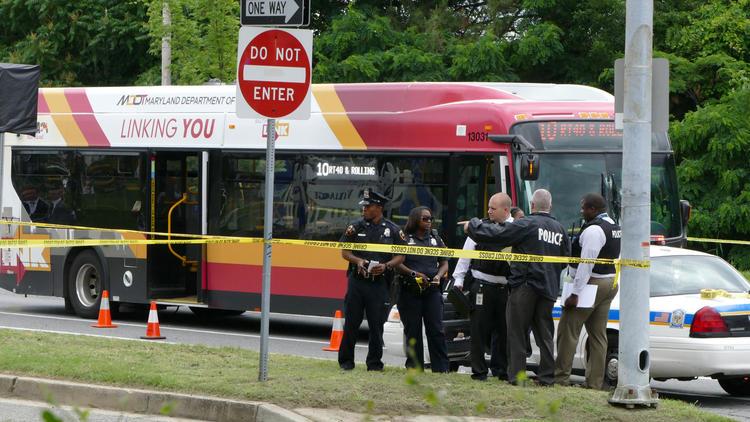 Dundalk shooting injures police officer, kills suspect