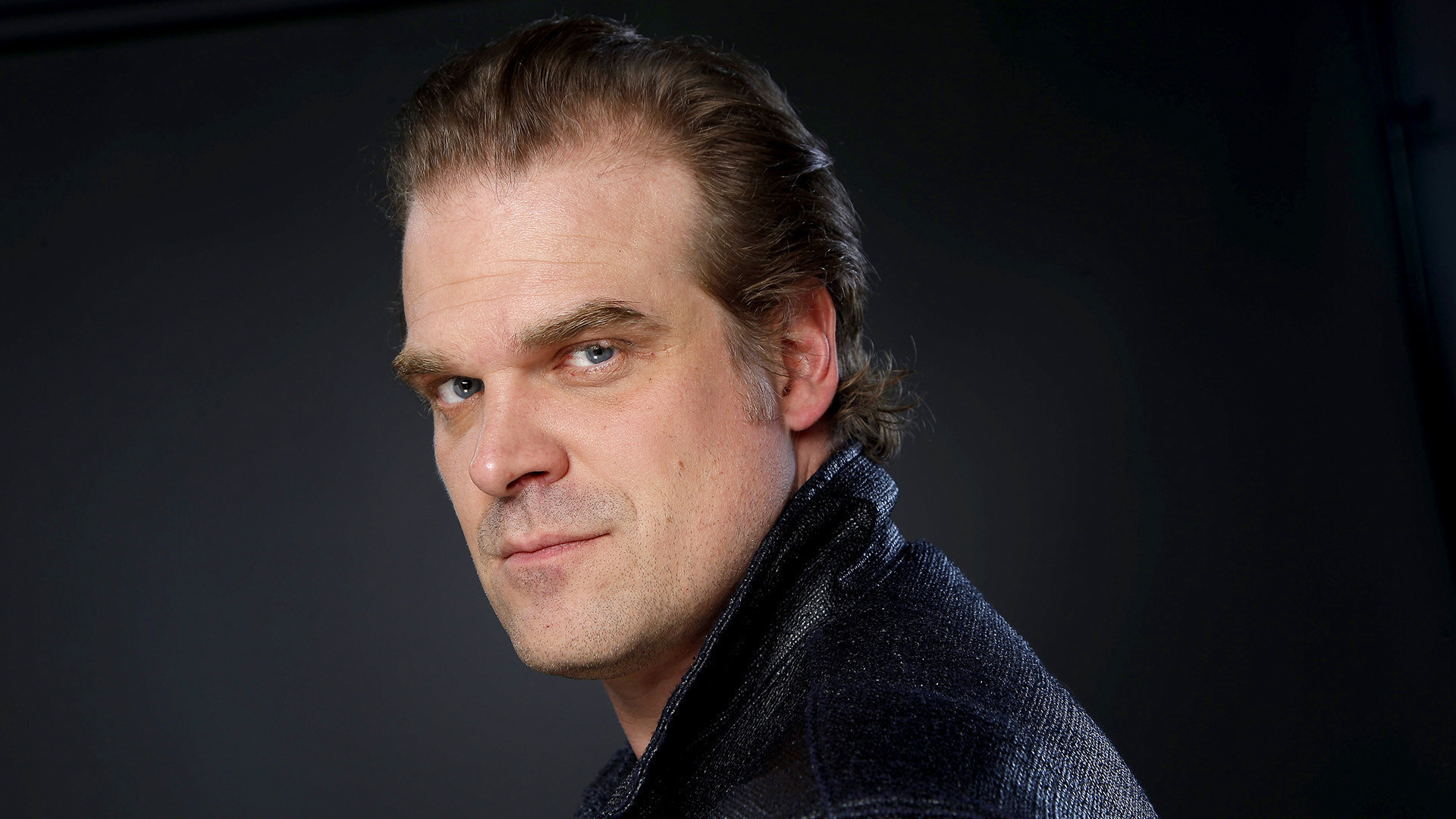 David Harbour >> David Harbour Talks About How He Almost Quit Hollywood Before