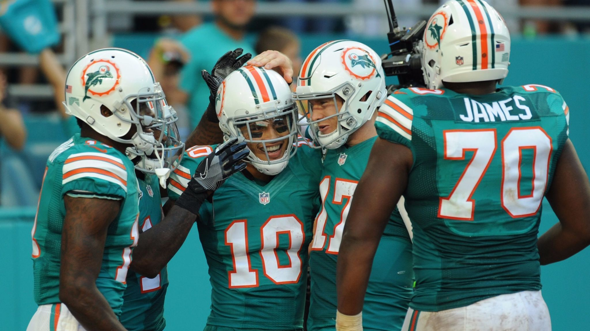 dolphins throwback jersey