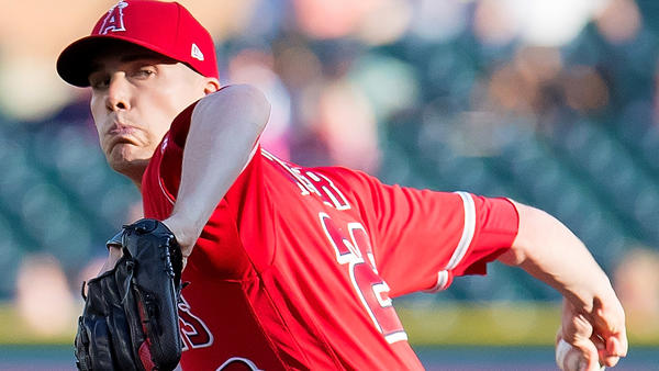 Angels muster only three hits in 4-0 loss to the Tigers