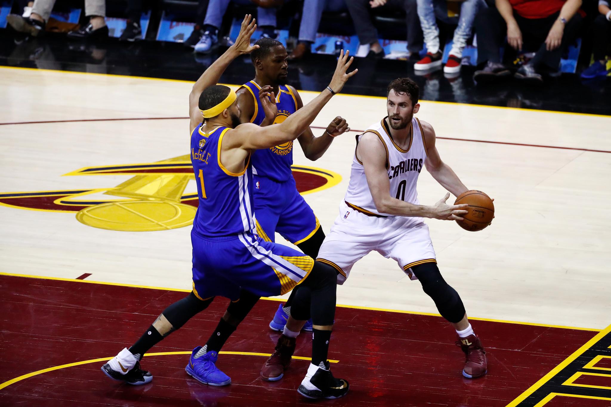 NBA Finals focus: Breaking down the Warriors' Game 3 ...