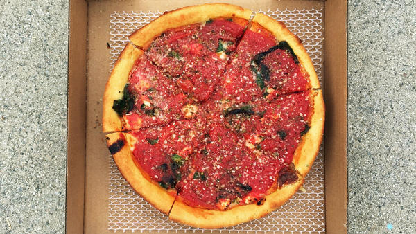 & For loaded deep-dish pizza head to El Sereno - LA Times Aboutintivar.Com