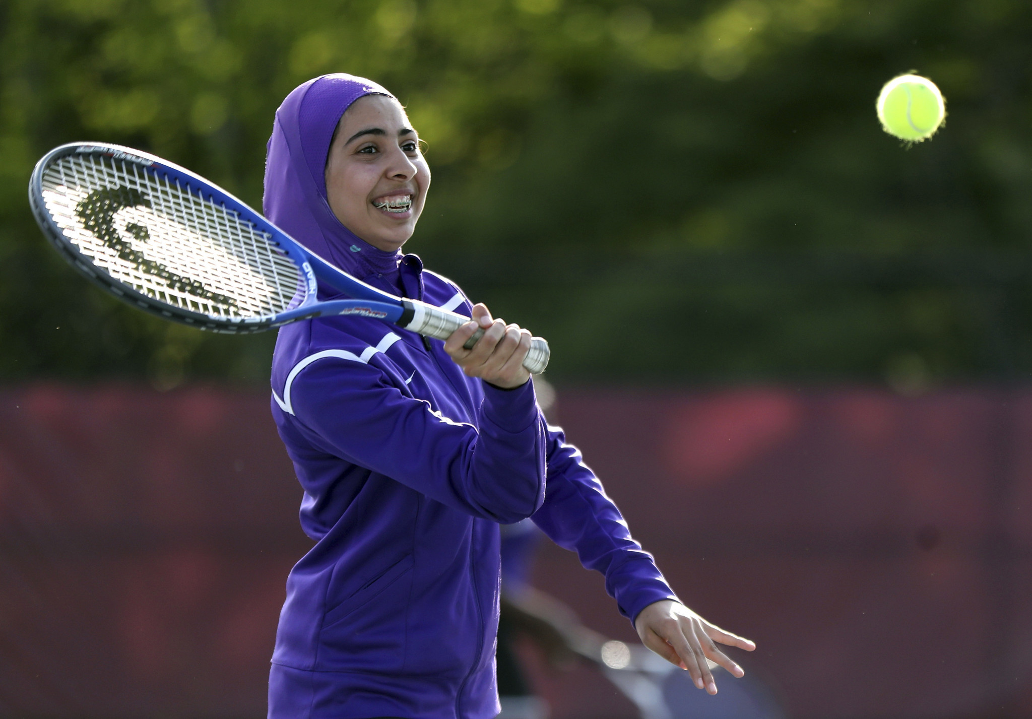 Maine high school reportedly first in US to provide Muslim athletes sport hijabs