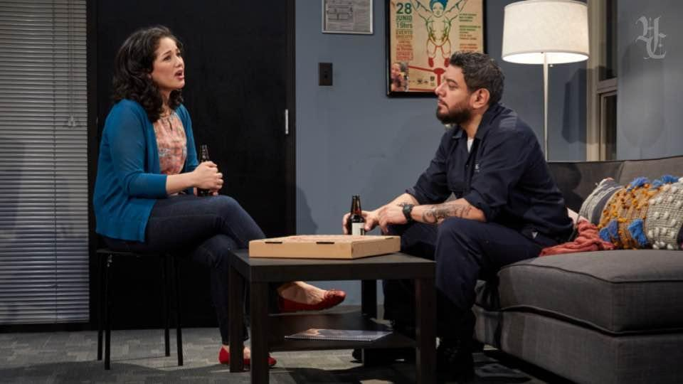 """Fade"" at TheaterWorks"
