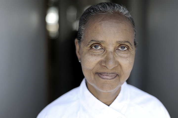 Ethiopian chef Genet Agonafer may cook the best doro wot in town, but she hasn't eaten it in years
