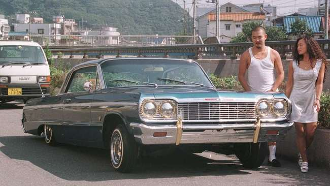 A California export that's taking over Japan: Lowrider culture - The ...