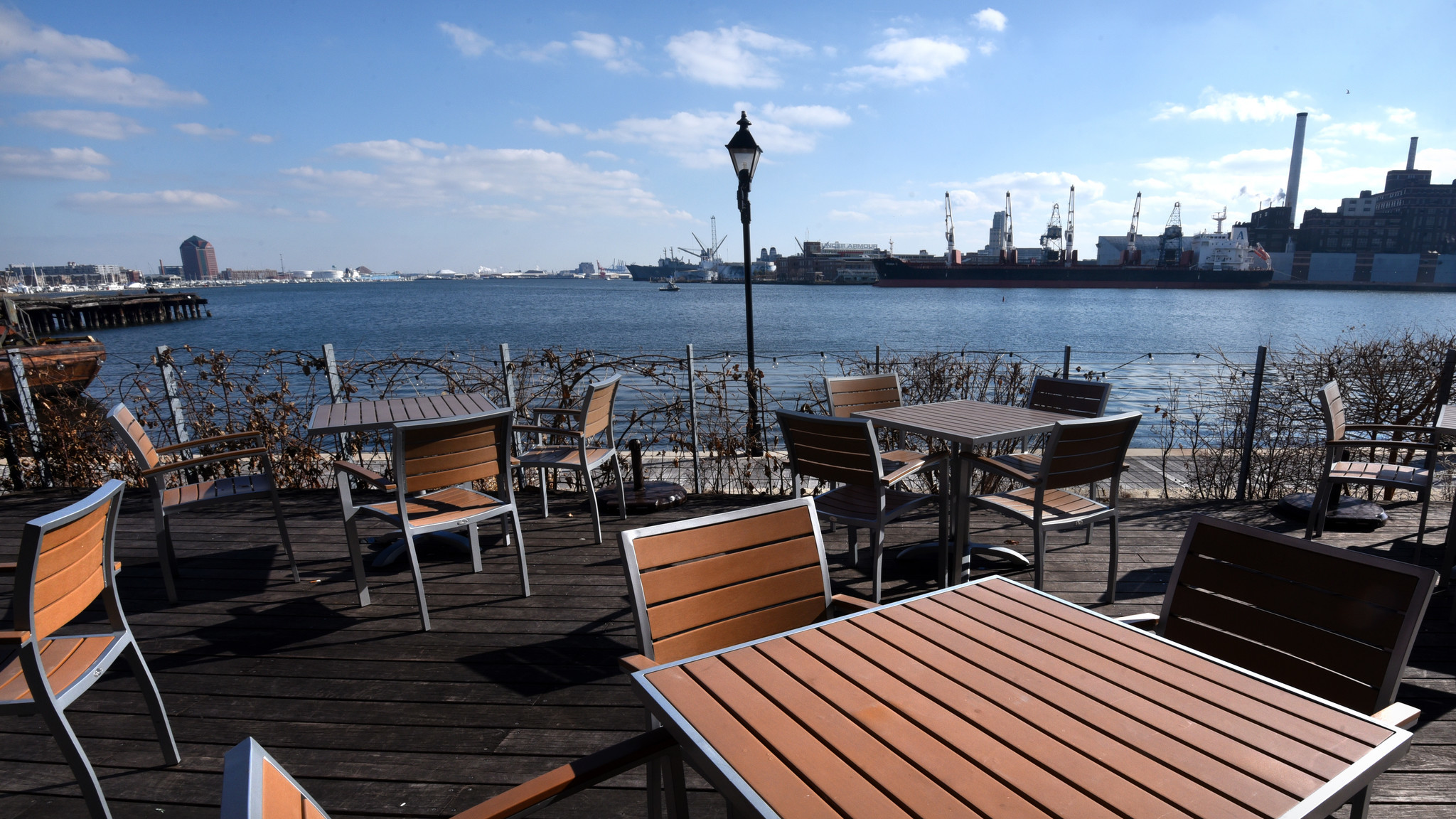 15 Baltimore Area Bars And Restaurants With Water Views