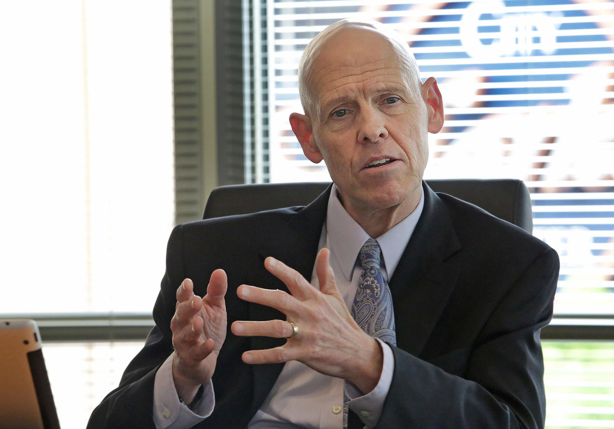 Former City Manager Bourey takes new job with North ...