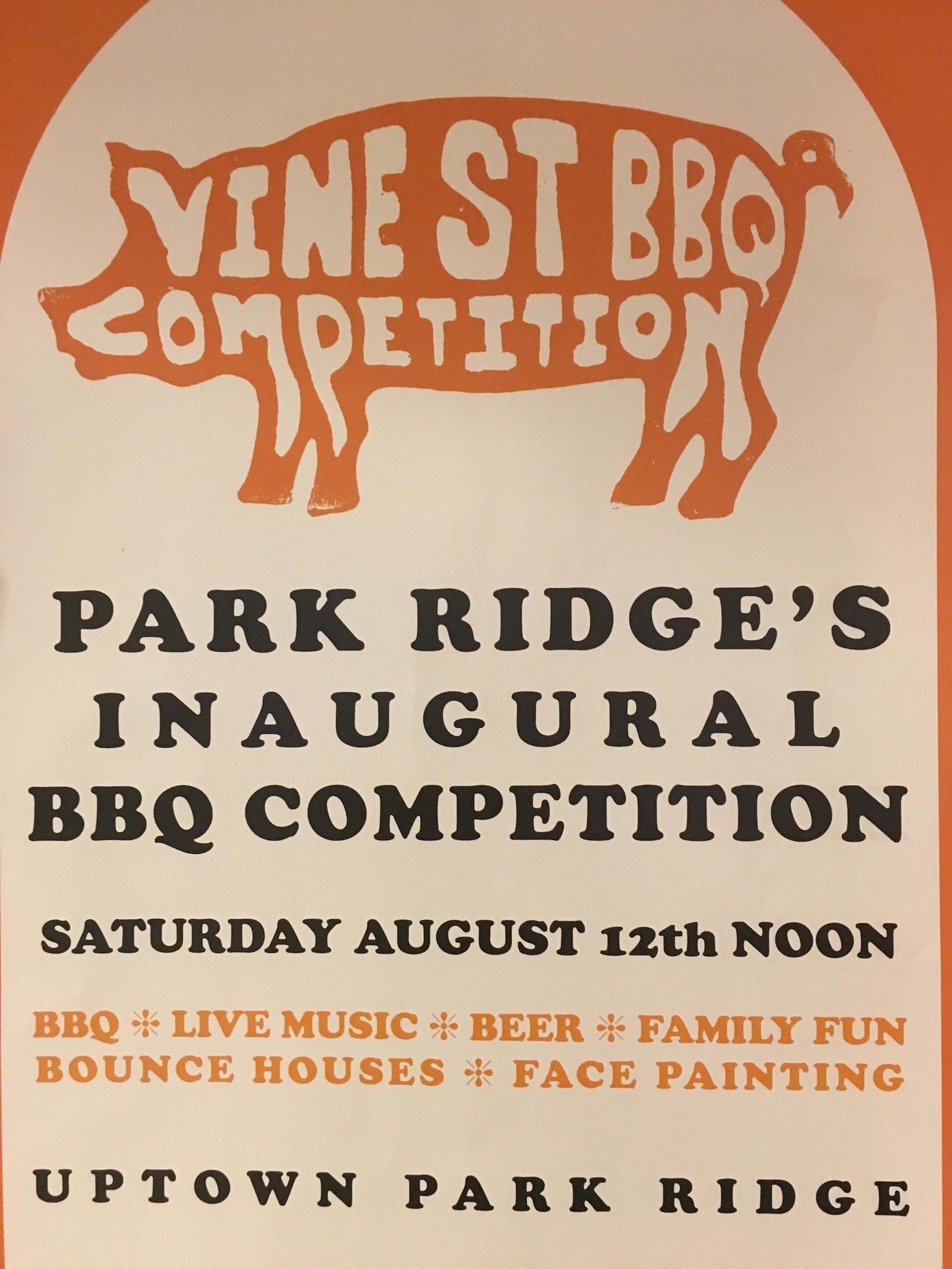 grilling competition coming to park ridge in august park ridge
