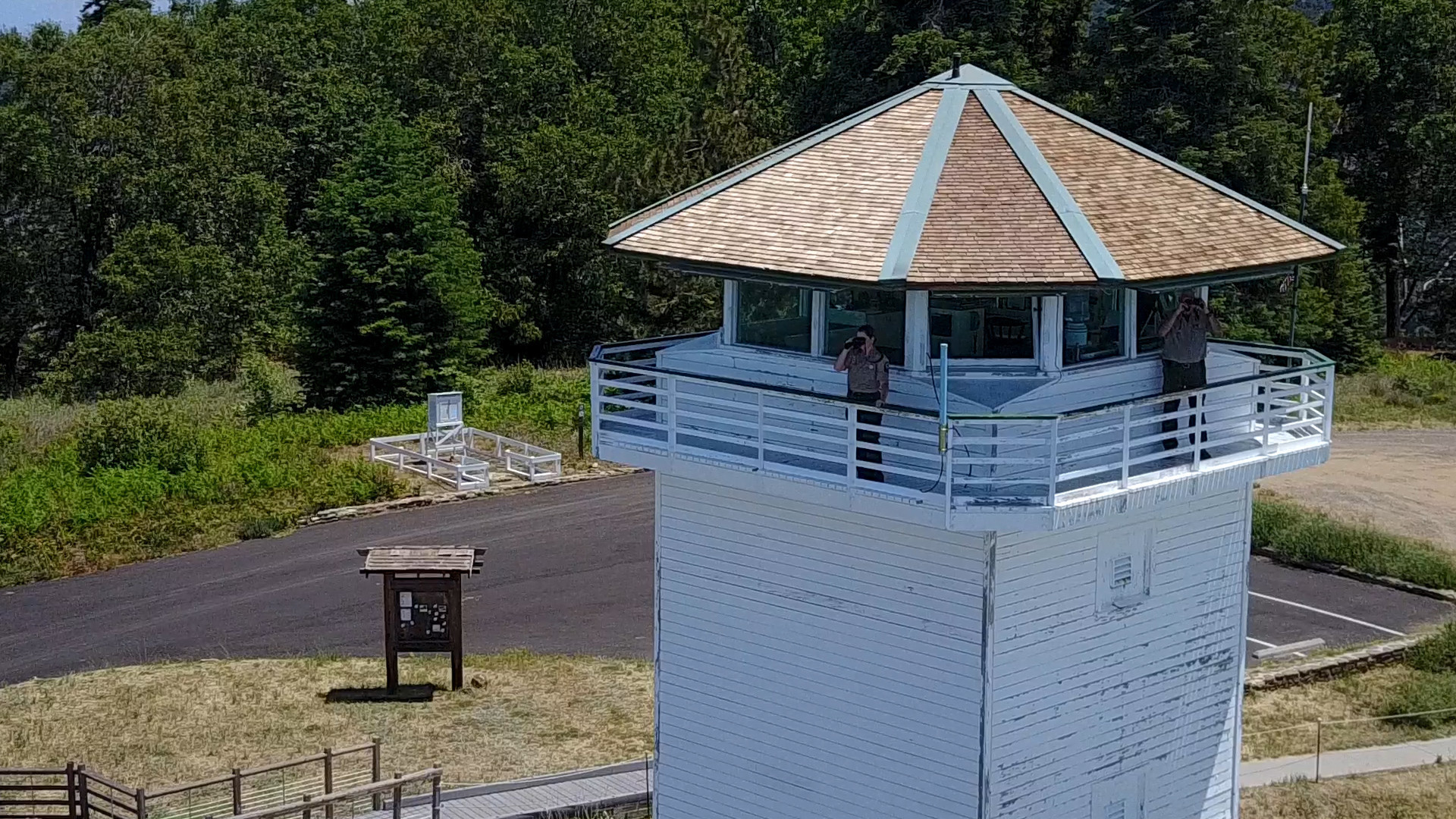 Fire Towers For Sale Fire Lookout Towers Make A Comeback In San Diego County The San