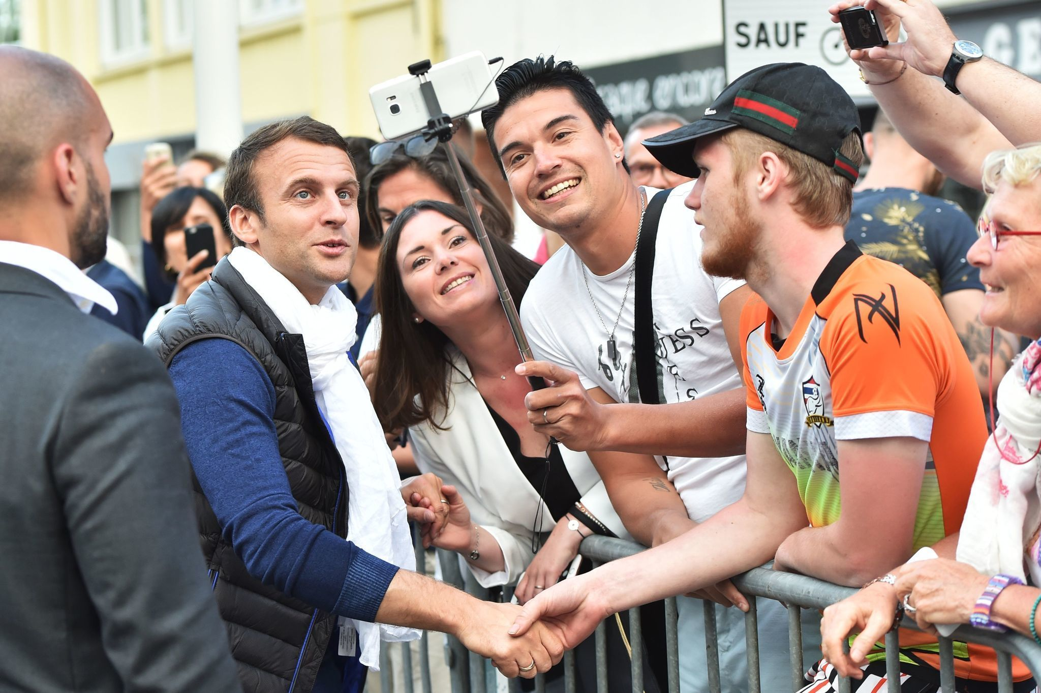 Can Macron carry his upstart political movement into parliament? Sunday's elections in France will tell.
