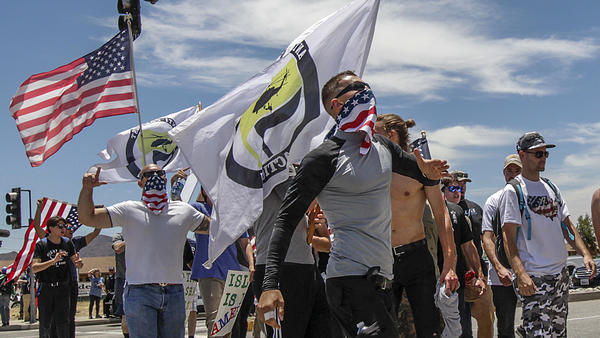 Anti-Sharia rallies around the US denounce Islam while stoking concerns among Muslim groups