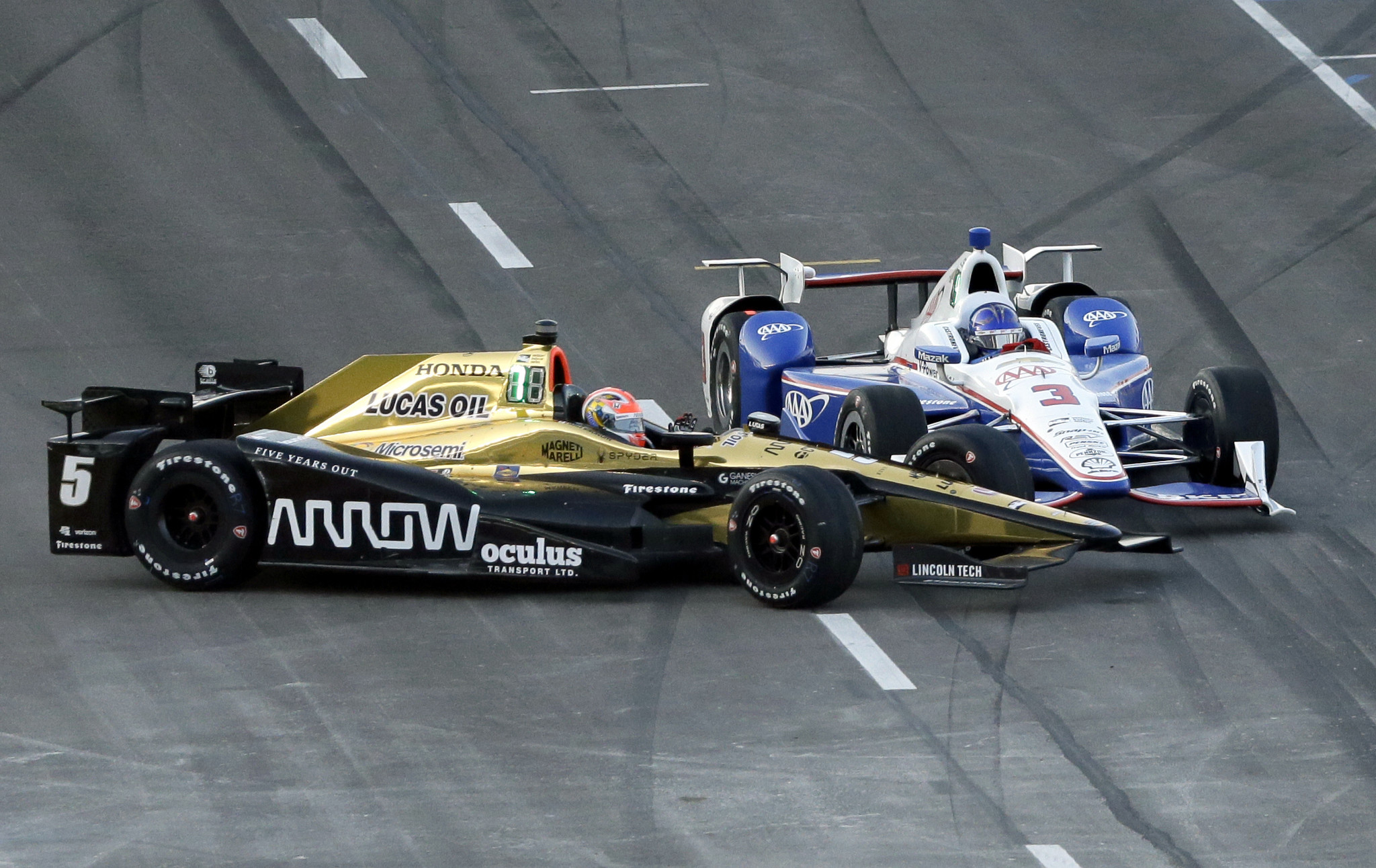 IndyCar race at Texas redflagged after big crash  The Morning Call