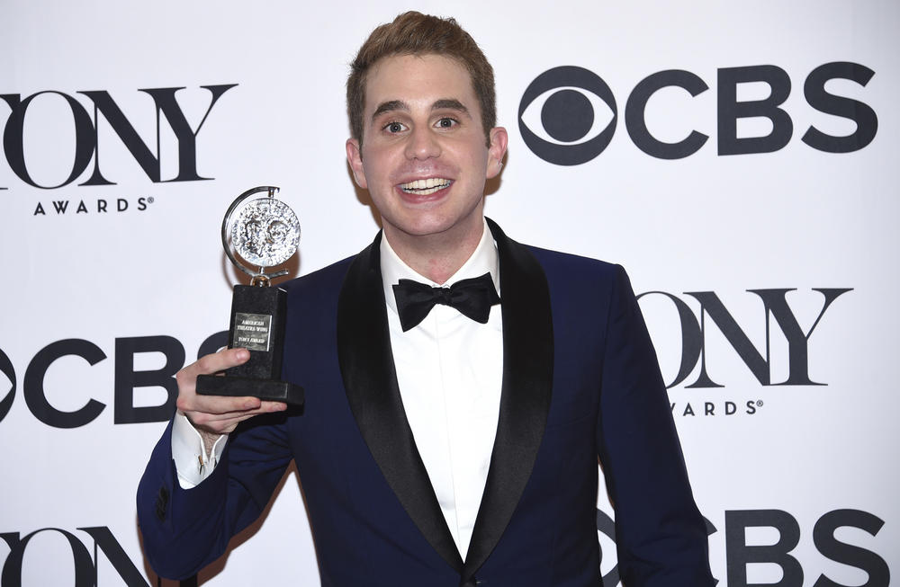 'Dear Evan Hansen' big victor at 2017 Tony Awards