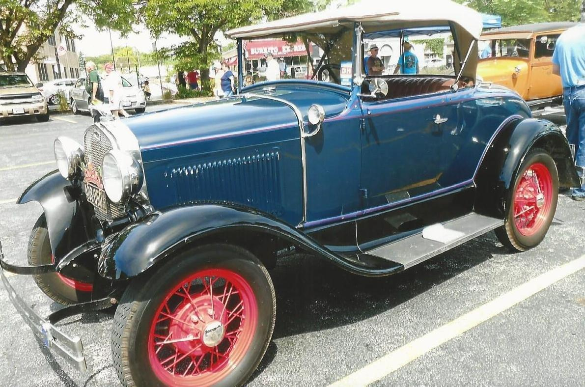 Classic Cars Tour Southland During Drivin The Dixie Daily Southtown