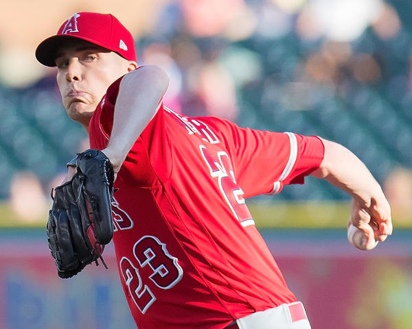 Angels mailbag: Starting pitching, and contemplating a wild-card run