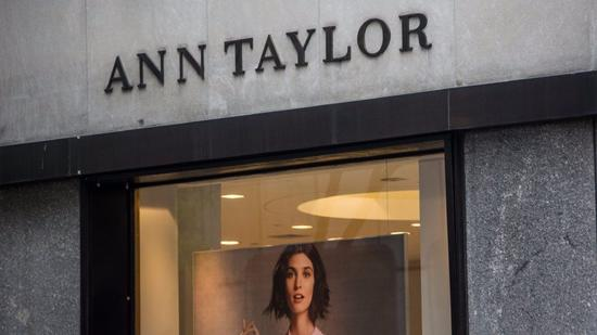 Ann Taylor's parent company announced it will close some stores.