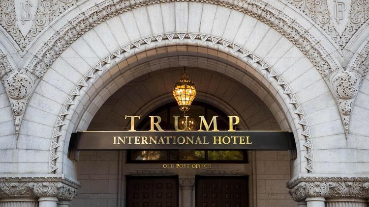 f8d4803c8c6 cbs46.com Maryland and D.C. attorneys general allege Trump violated  Constitution by retaining ties to businesses