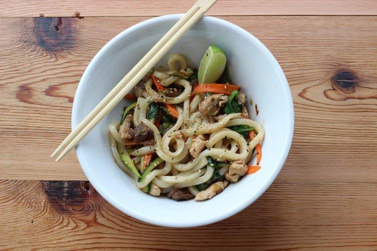 Wokou noodles.