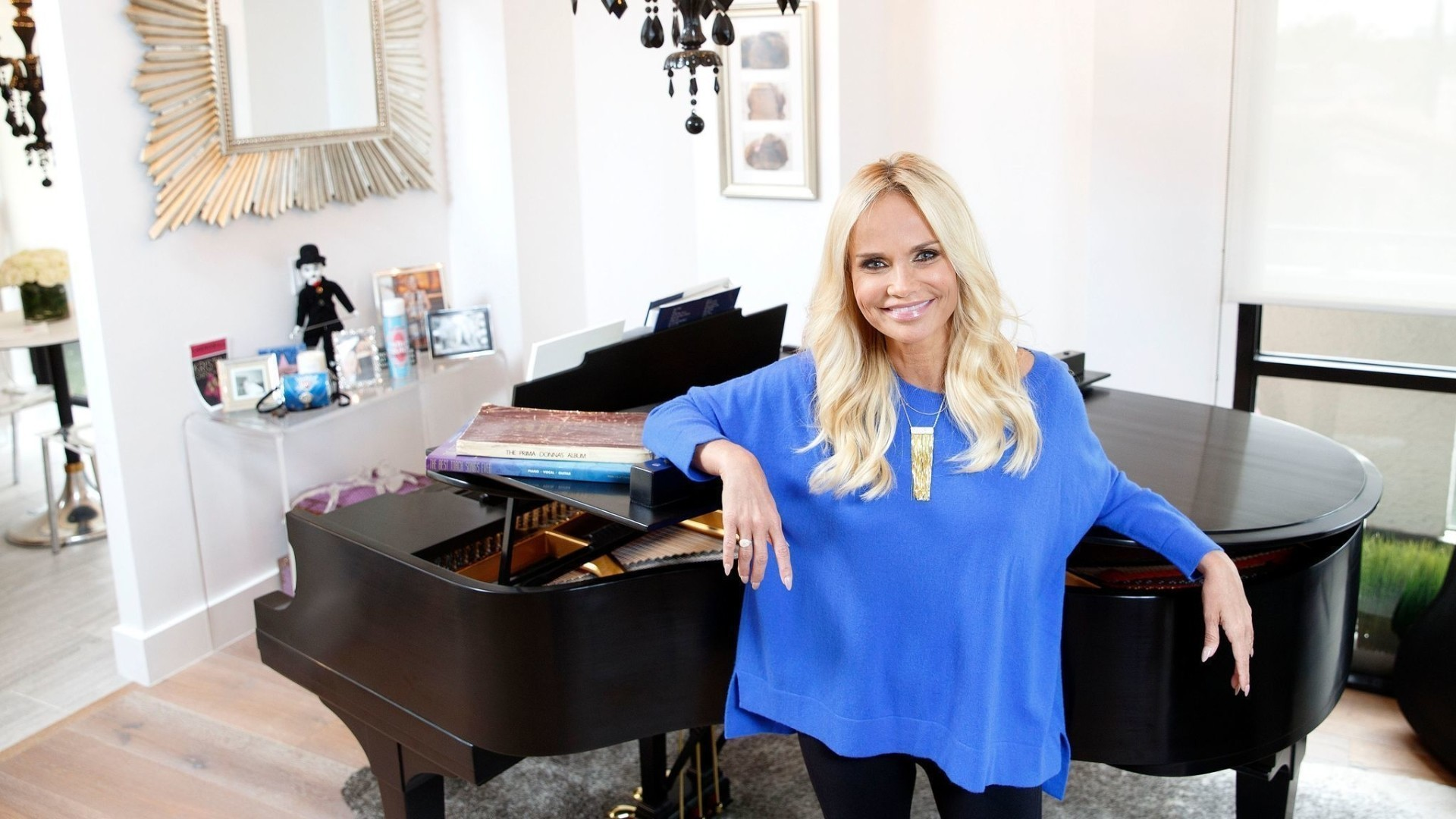 Hot Property | My Favorite Room: Kristin Chenoweth is happy to take a supporting role to her piano