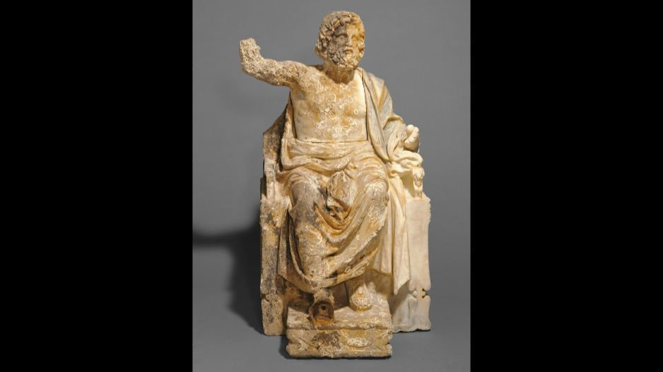 Getty agrees to return 1st century BC sculpture to Italy ...