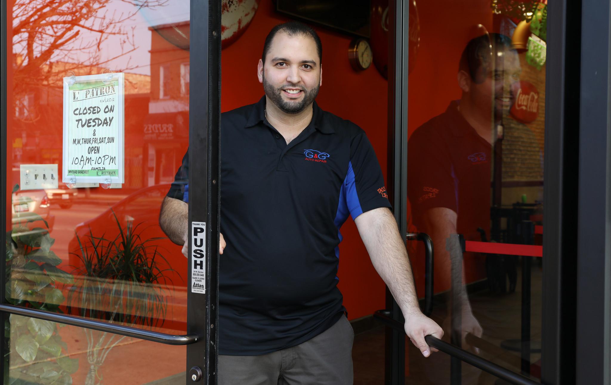 39 la gente est asustada 39 due os de restaurantes explican for Esta abierto hoy la maquinista
