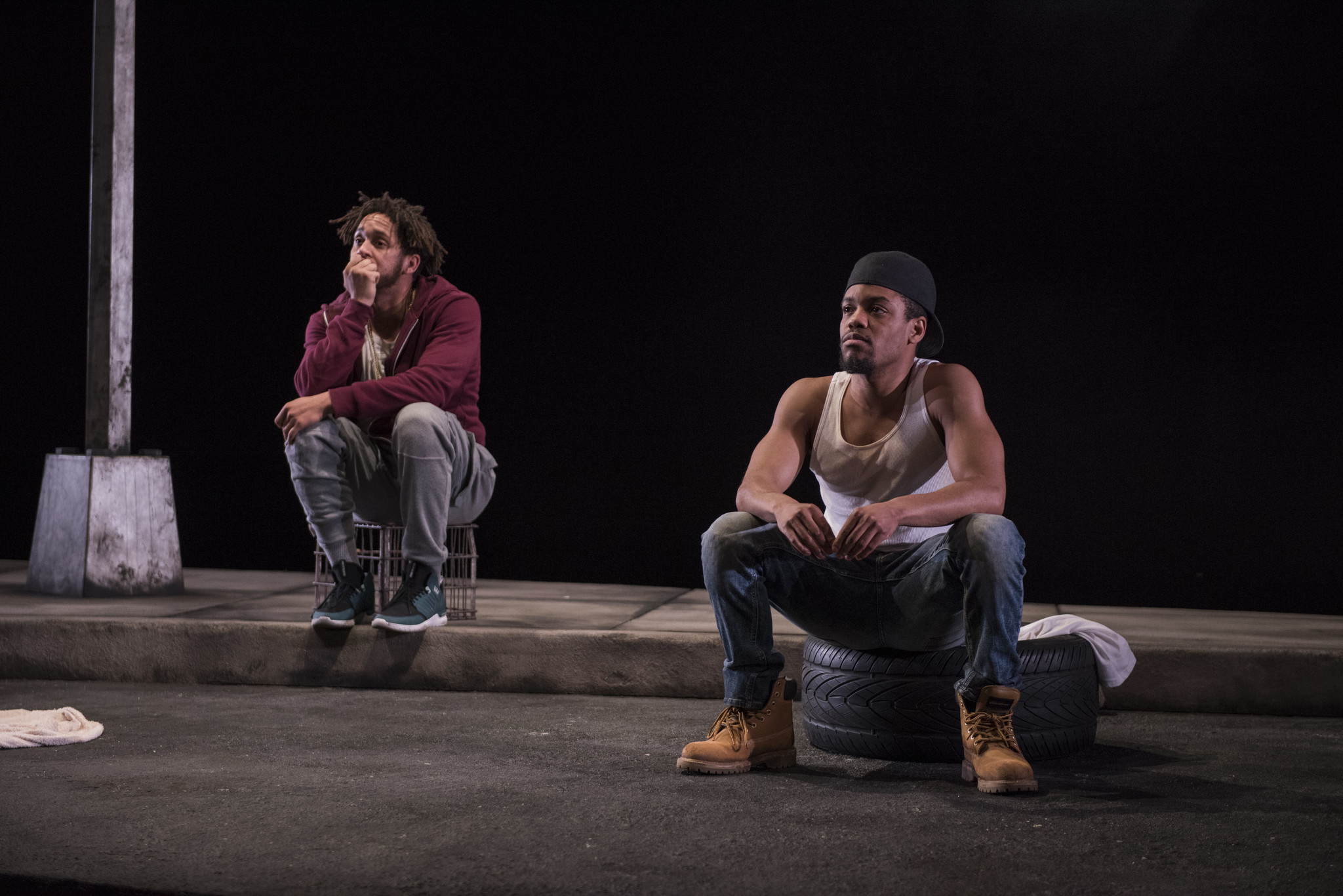 a review of the plot of steppenwolf 8/8 photograph: michael brosilow travis turner and danny mccarthy in the flick at steppenwolf theatre company buy tickets 0 add review time out says  write review most helpful.