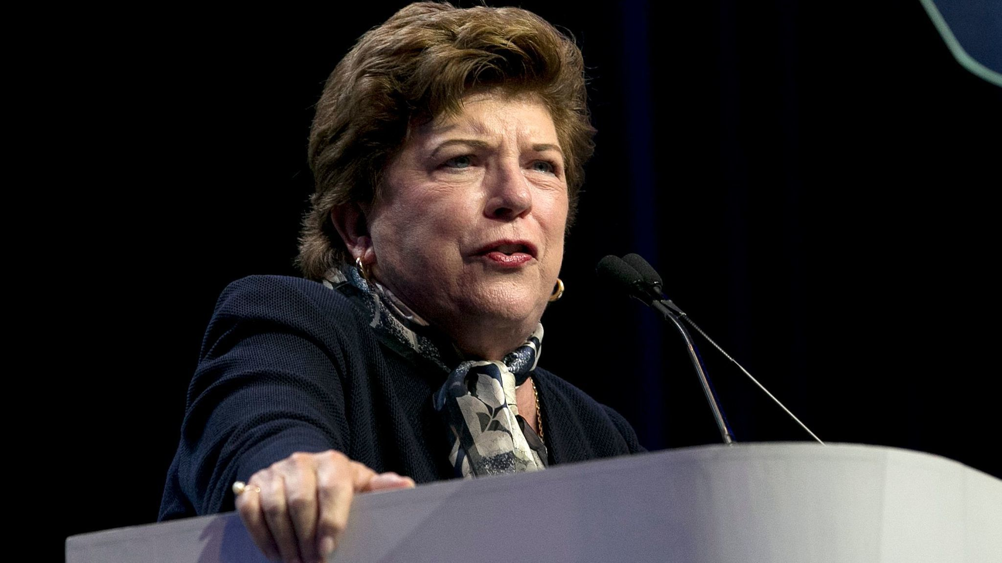 Former California Supt. of Public Instruction Delaine Eastin.