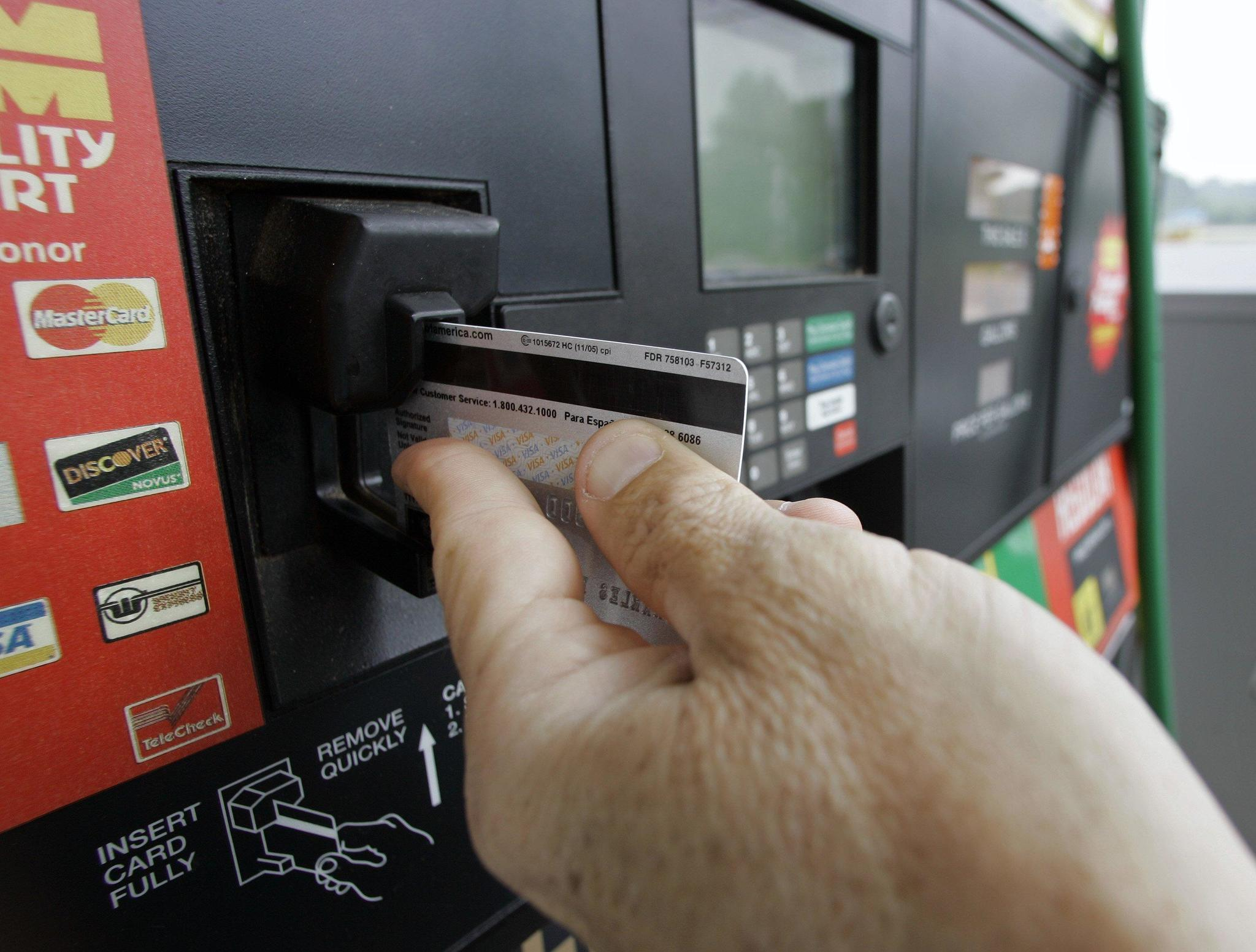 fuel pumps still susceptible to credit card skimmers lehigh