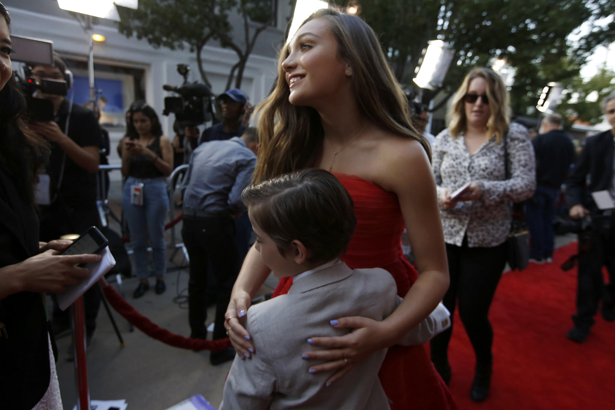 Los Angeles Film Festival opens big with the little stars ...