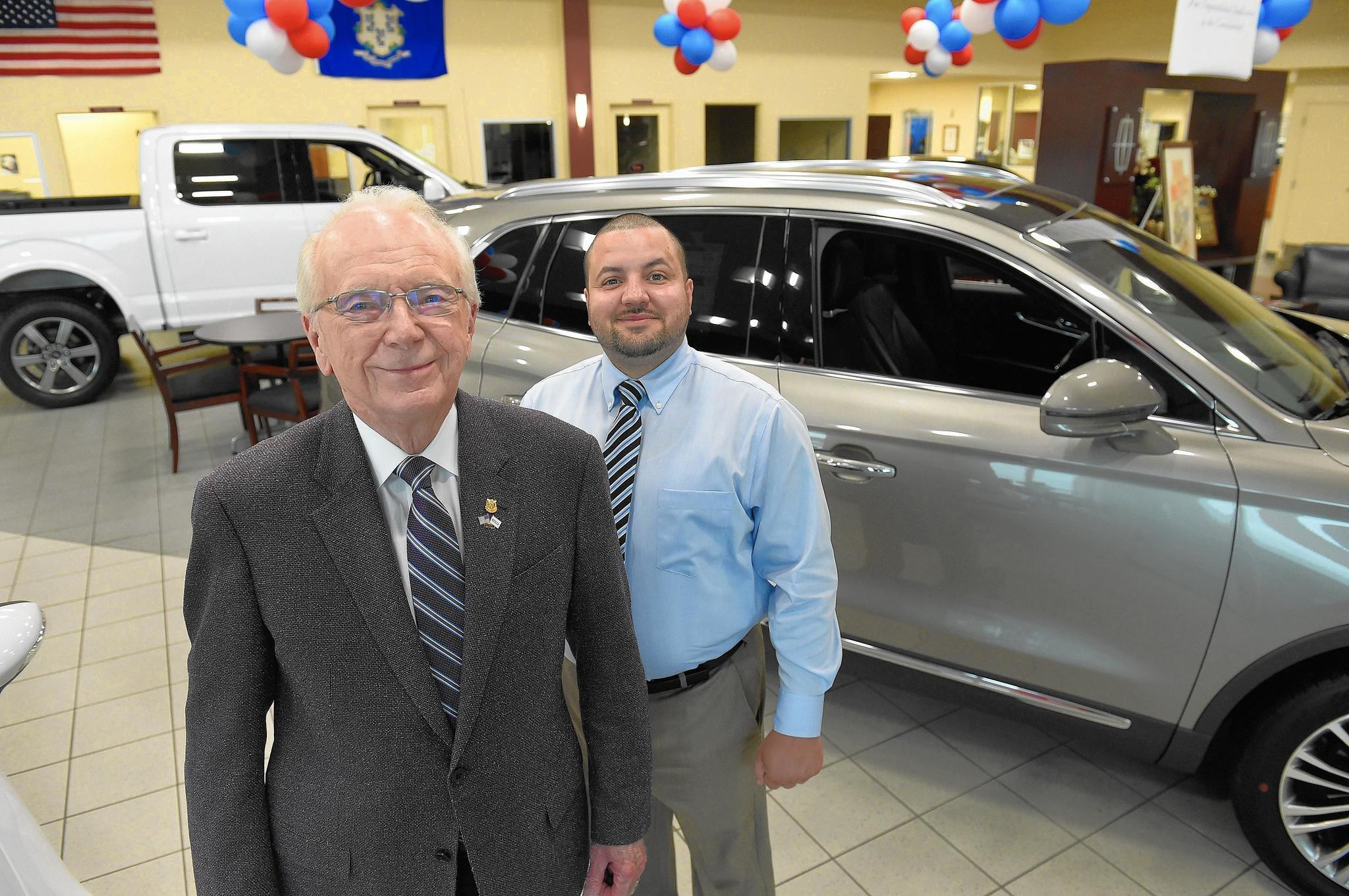 Hometown Auto Sales >> Meet Hometown Hero Ken Crowley, Auto Dealer, Philanthropist - Hartford Courant