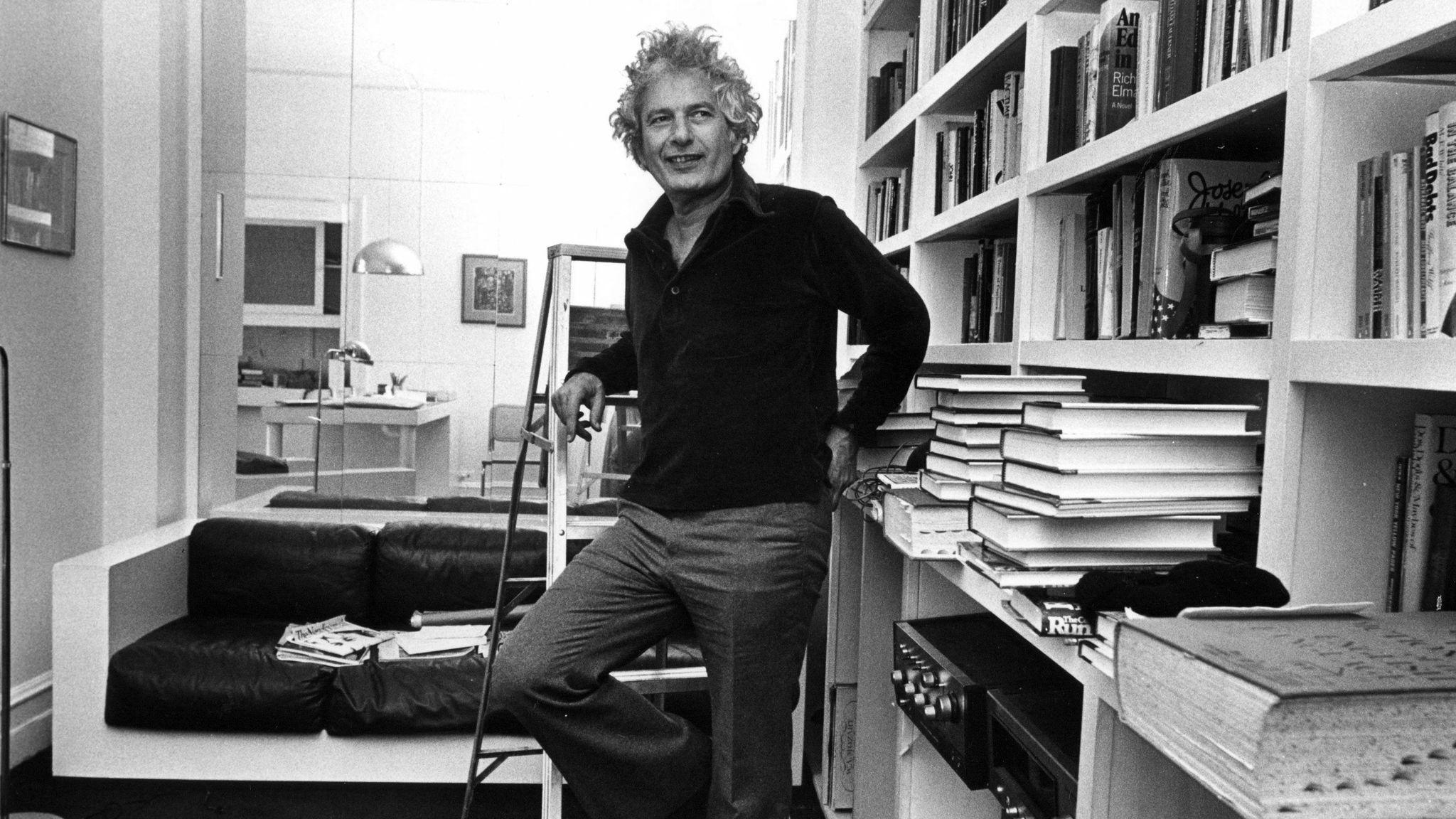 Joseph Heller in March 1979.