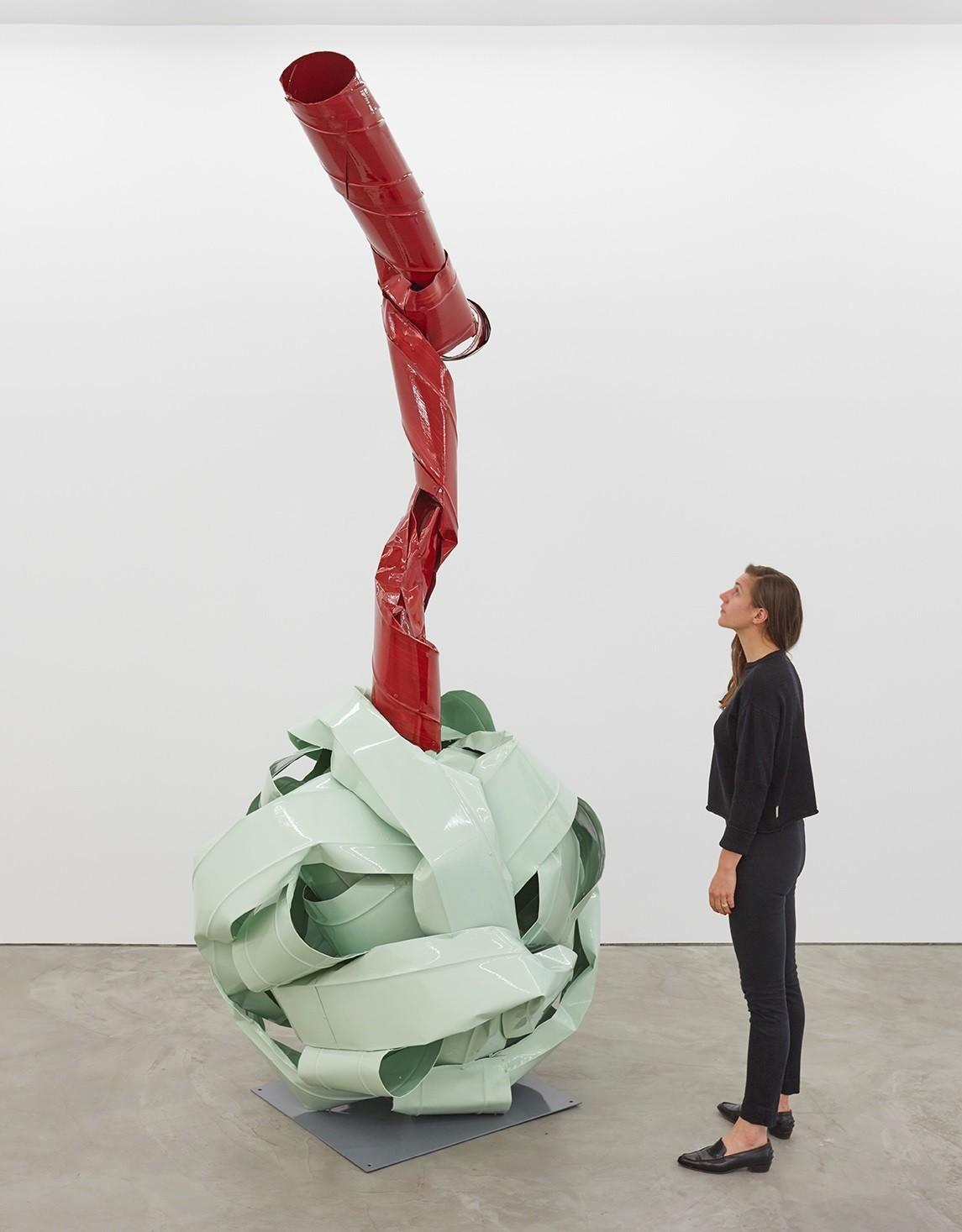 """Anna Fasshauer, """"Tall Tico,"""" 2017."""